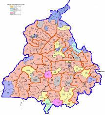 Punjab India Map by Print Page India Assembly Elections 2017 Up Punjab Uttarakhand