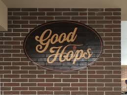wall murals signage dpi wraps com good hops brick wrap install