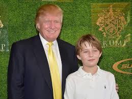 meet donald trump u0027s five children business insider