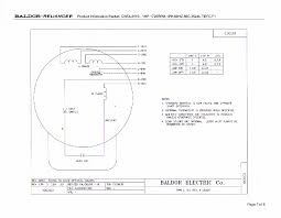 baldor wiring diagram baldor wiring diagrams instruction