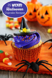 Halloween Cupcakes by 25 Wicked Halloween Cupcake Recipes Simply Stacie