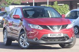 used nissan qashqai and second hand nissan qashqai in warwickshire