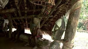 Global Houses Global Vision Papua Neuguinea Mask Maker And Spirit Houses Youtube
