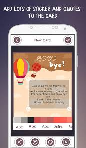 farewell party invitation farewell party invitation android apps on play