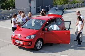 volkswagen up 2012 how many people can get into a vw up the answer is 16