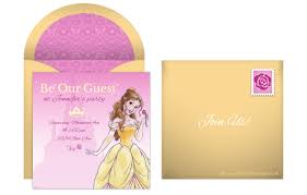 plan a royal beauty and the beast birthday party
