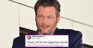Blake Meme - watch blake shelton read mean tweets about being named sexiest man