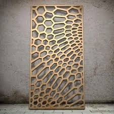 wood pannel laser cut wood panel at rs 600 square feet wood panels id
