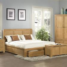 Bedroom With Oak Furniture Oak Bedroom Furniture For Small Room