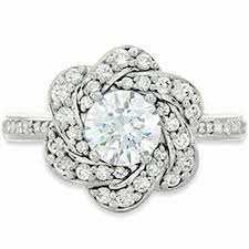 flower halo engagement ring flower design halo engagement ring with diamonds style 102224