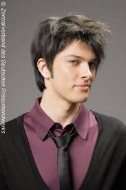when a guys tuck hair ears means picture of male short hairstyle with covered ears hairfinder com