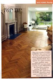 Laminate Floor Peeling Oak Aged Parquet Oiled Olaw 280 Natural Wood
