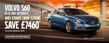 new volvo deals new volvo cars for sale bristol street motors