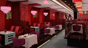 decoration modern chinese restaurant design how to choose modern
