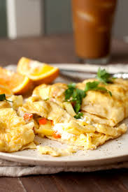 the griddle omelet macheesmo
