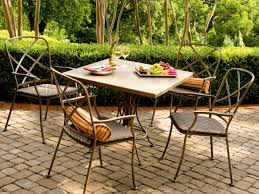 Patio Furniture Table And Chairs Set by Exterior Appealing Outdoor Furniture Design By Woodard Furniture