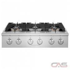 Gas Cooktops Canada Electrolux Icon E36gc76prs Rangetop Gas Cooktop 36 Inch 6