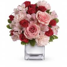 pink bouquet teleflora s that pink bouquet with roses in secaucus nj
