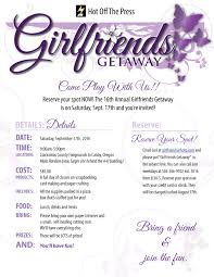 paper wishes events girlfriends getaway 2016 paper wishes