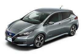 dark gray nissan new nissan leaf 2018 dark metal gray autobics