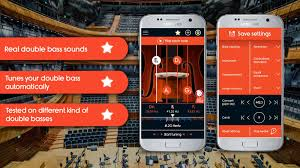 master double bass tuner android apps on google play