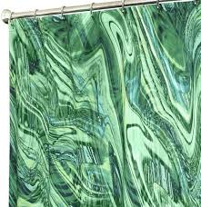 Hawaiian Print Shower Curtains by Unique Shower Curtains In Beautiful Fabrics