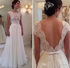 wedding dresses 200 discount simple 2016 wedding dress lace top cap sleeves see