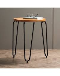 hair pin legs new savings on apt 9 hairpin leg end table black