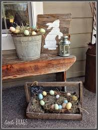 Outside Easter Decorations Ideas by 1082 Best Easter Spring Images On Pinterest Easter Decor