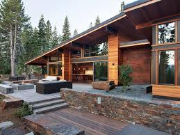 modern cabin house plans