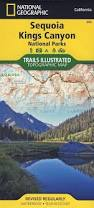 Sequoia National Park Map Sequoia Lake Kaweah Sequoia Park Maps Camping Fishing Kaweah