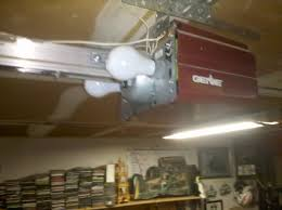 Blue Max Garage Door Opener Manual by Garage Doors Shop Genie Hp Screw Drive Garage Door Opener At
