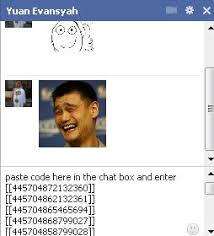 Facebook Chat Meme Faces - official troll big emoticons for facebook copy the code and