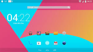 android kitkat launcher full screen for xwidget by jimking on