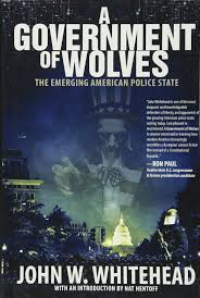 Emerging Brands For A Cause Amazon Com A Government Of Wolves The Emerging American Police