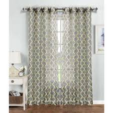 Yellow Sheer Curtains Yellow Sheer Curtains Drapes Window Treatments The Home