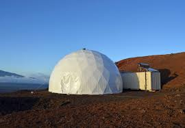 scientists will live in a dome on a hawaii volcano for 8 months to