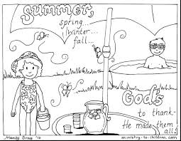 coloring pages summer camp coloring pages free printable summer