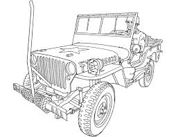 army military tank coloring page throughout army truck coloring