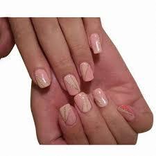 nails art of soak off multifuctional peach uv gel fashion design