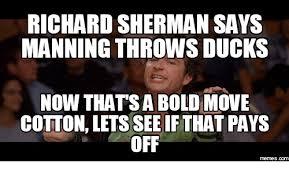 Sherman Meme - 25 best memes about richard sherman meme richard sherman memes