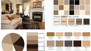 red color schemes for living rooms rustic color schemes elegant living room color scheme vanilla