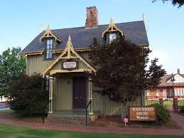 historic railroad house museum in sanford nc