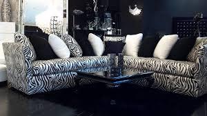 Zebra Floor L 4344 L Shaped Zebra Sofa Relaxing Never Looked So Fabulous Flickr