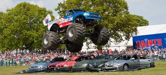 big foot monster truck large england