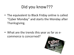 ppt a brief history of black friday powerpoint presentation id