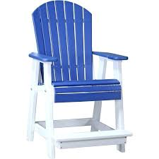 Recycled Plastic Rocking Chairs White Plastic Rocking Chair Recycled Balcony Regarding Amazing