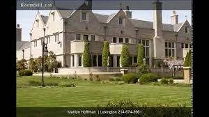 Updown Court Floor Plans by Bloomfield Manor Marilyn Hoffman Youtube