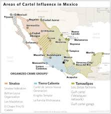 Torreon Mexico Map by Equipo Nizkor Crs R41576 Mexico Organized Crime And Drug