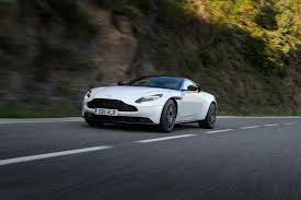 aston martin truck 2018 aston martin db11 v 8 first drive review automobile magazine